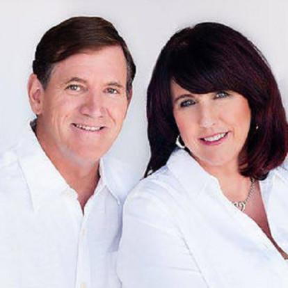 Denise and Chris Arand