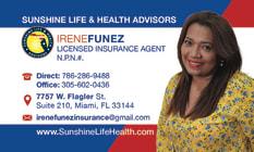 SUNSHINE LIFE & HEALTH ADVISORS