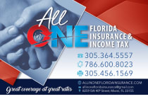 All In One Florida Insurance Llc