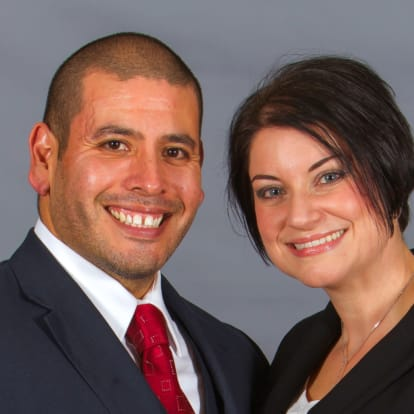 Christina & Dedric Martinez
