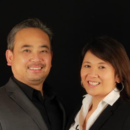 Geoffrey and Priscilla Villarasa