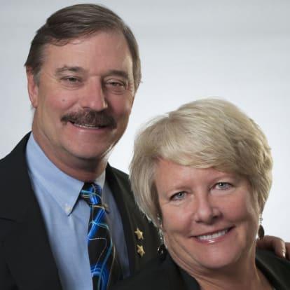 Mark and Betty Ehrhart