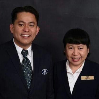 Carlo & Margaret Tan