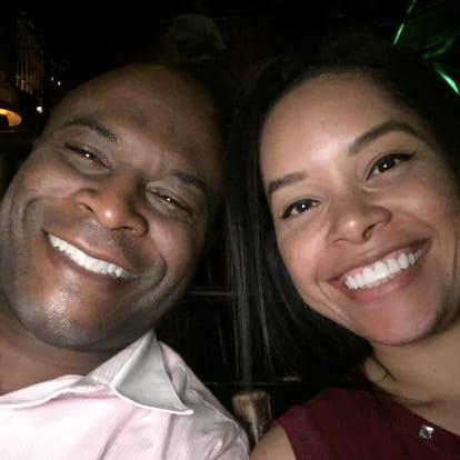Tatiana and Samuel Robinson