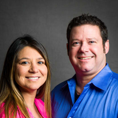 Rich & Kristina Messenger
