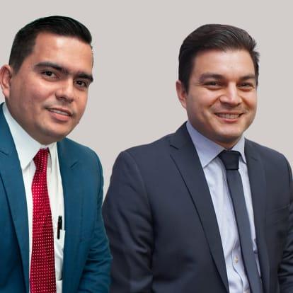 Juan Pinto &  Jhonny Garcia