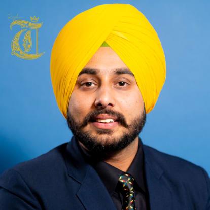 LegacyShield agent Harmeet Singh Deogun