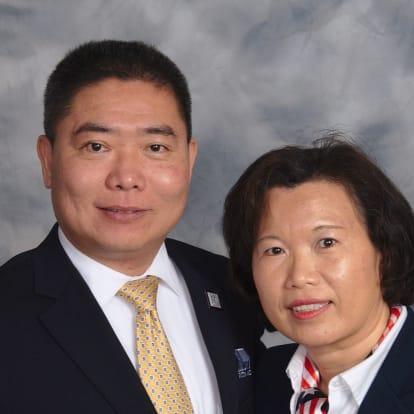 LegacyShield agent Han-Cheng Liu & Gina Lin
