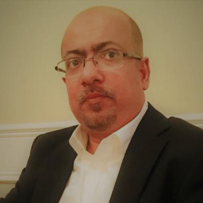 LegacyShield agent Syed Zubair Mati