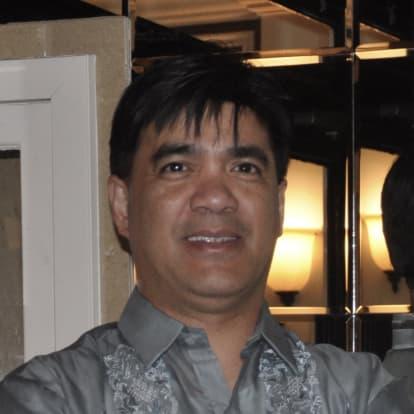 LegacyShield agent Reynaldo Dado