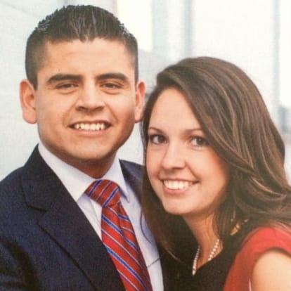 Rebecca & Rodolfo Moreno