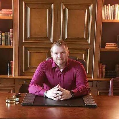 LegacyShield agent Justin Ehrhardt