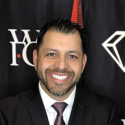 LegacyShield agent Juan Jaime