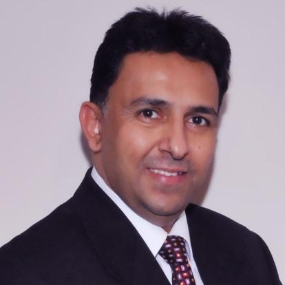 LegacyShield agent Vishal Shrotri