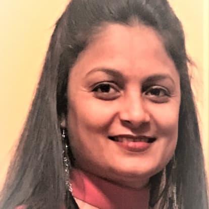 LegacyShield agent Rasna Patel
