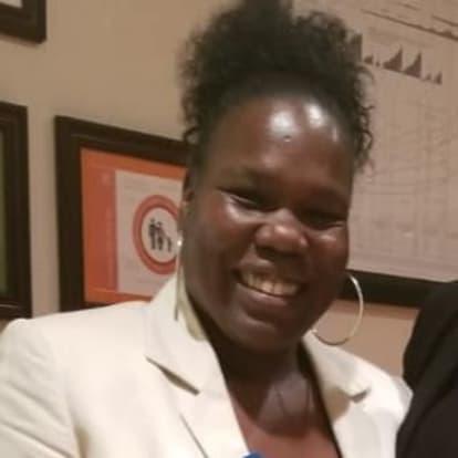 LegacyShield agent Lavichia Jones