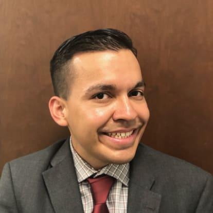 LegacyShield agent Edward Martinez