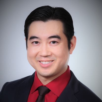 LegacyShield agent Ethan Huynh