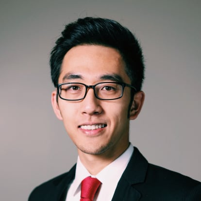 Image of LegacyShield agent James Li