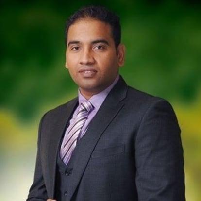LegacyShield agent Regil Koshy