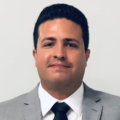 LegacyShield agent John Vázquez