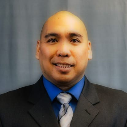 Image of LegacyShield agent Conrad Asuncion