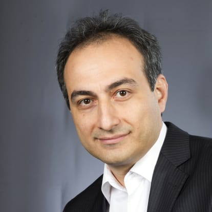 LegacyShield agent Mahdi Sanei