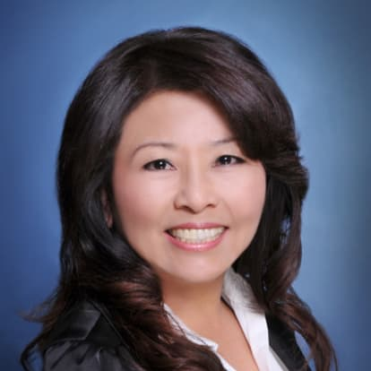 LegacyShield agent Josephine Hsu