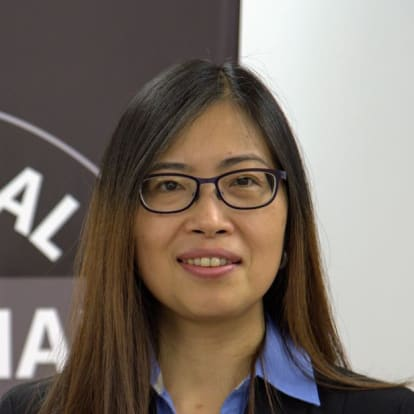 LegacyShield agent Cynthia Cao