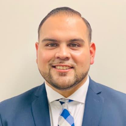 LegacyShield agent Juan Jose Tejeda