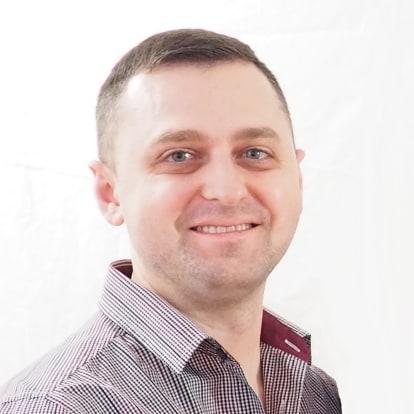 LegacyShield agent Roman Ukrayinets