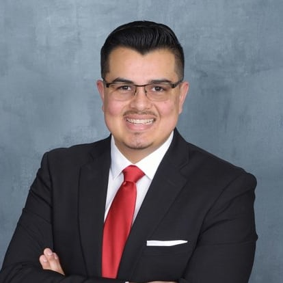 LegacyShield agent Juan E. Atondo