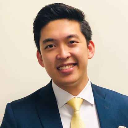 LegacyShield agent Otto Nguyen