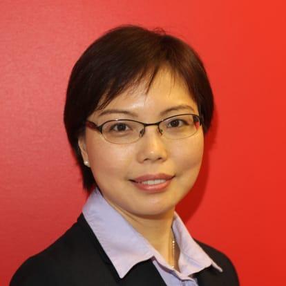 LegacyShield agent Sherry Cheng