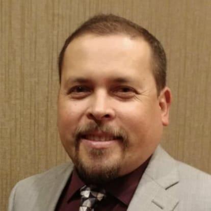 LegacyShield agent Aaron Rojo