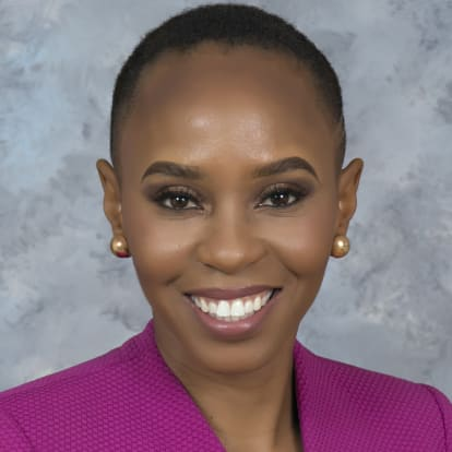 Image of LegacyShield agent Shanika Norman