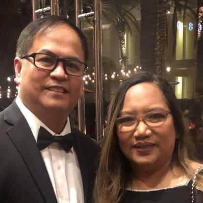 LegacyShield agent Danny and Cathy Berroya