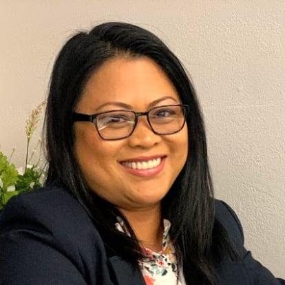 LegacyShield agent Joanne Garcia