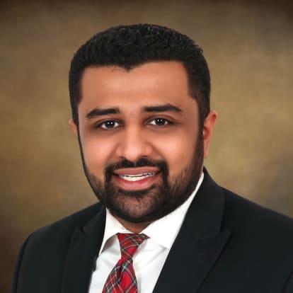 LegacyShield agent Kevat Patel