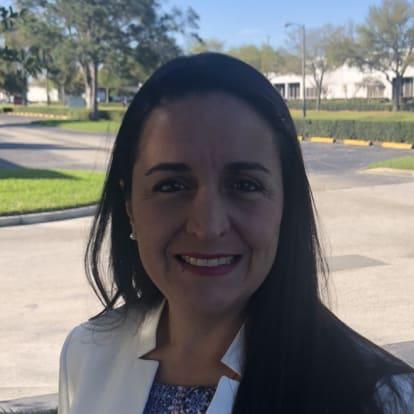 LegacyShield agent Maria Labrador
