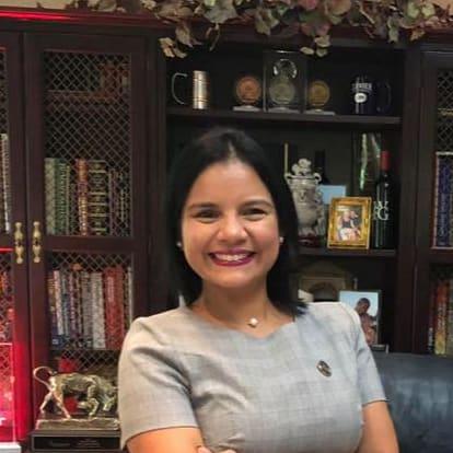 LegacyShield agent Yuleidy Sulbaran De Salazar