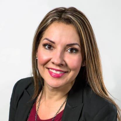 LegacyShield agent Blanca Sepulveda