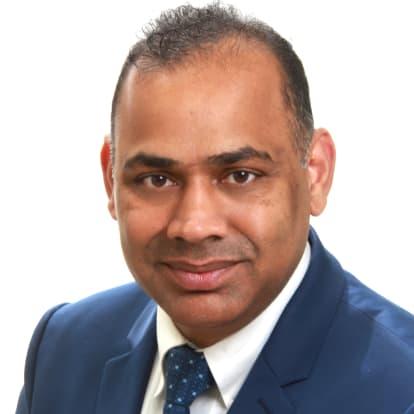 LegacyShield agent Karamvir S. Bajwa