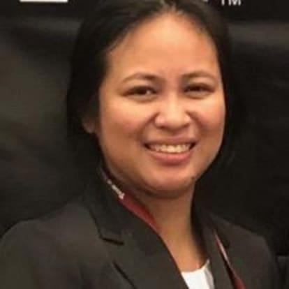 LegacyShield agent Elizabeth Paragas