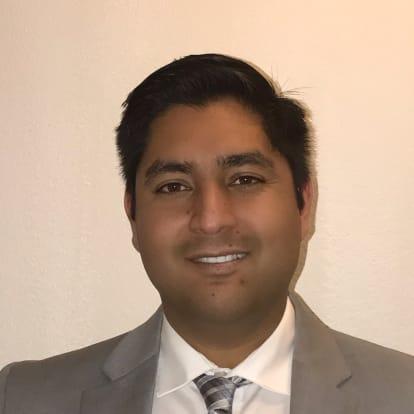 LegacyShield agent Michael A. Garcia