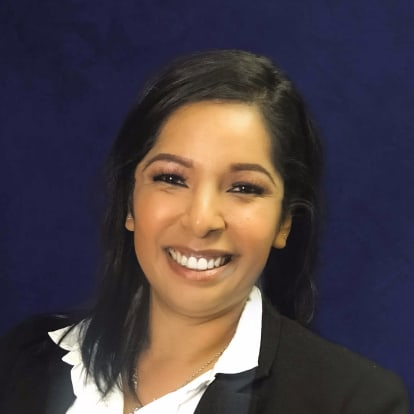 Image of LegacyShield agent Beatriz Hilario