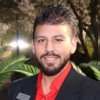 LegacyShield agent Xavier L. Serrano