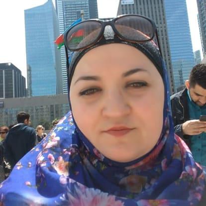 LegacyShield agent Kamala Hasanova
