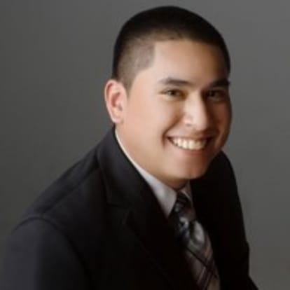Image of LegacyShield agent Michael A. Natanauan-Lopez
