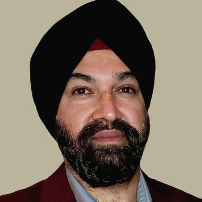 LegacyShield agent Amrit Singh